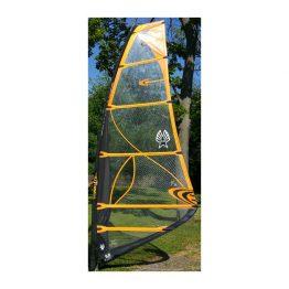 Ezzy Infinity 5.5 windsurfing sail