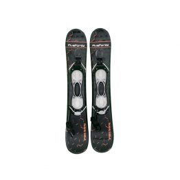 75-Phenom snowblade Snowblades and Tyrolia Release Bindings