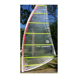 North 9.0 Windsurfing Sail used
