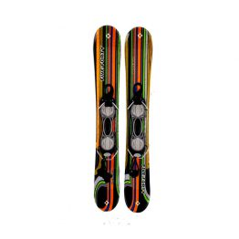 90-phenom-org Non-release- ski boot binding