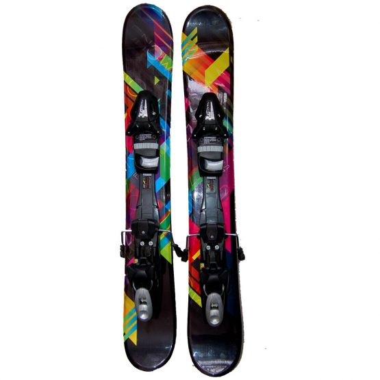 90 Snowblades Phenom and Tyrolia Release by Fiveforty