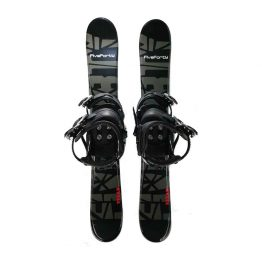Snowblades and Snowboard Bindings Titan Black 90 cm 20-21