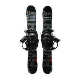 Snowblades and Snowboard Bindings Titan Black 90 cm 20-21