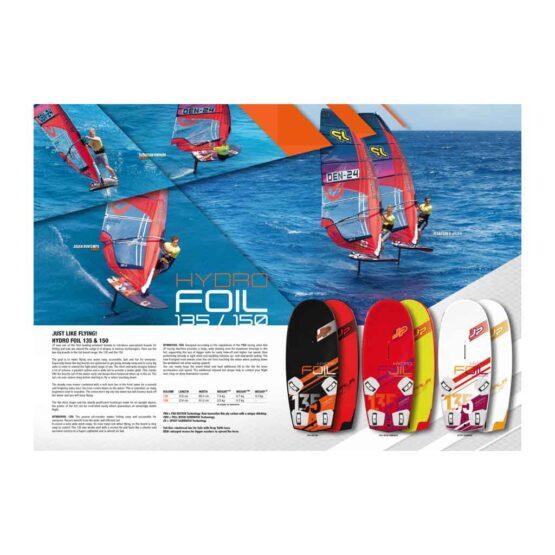 JP Hydrofoil Windsurf Board 135