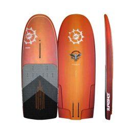 Slingshot-Wizard foil windsurf board