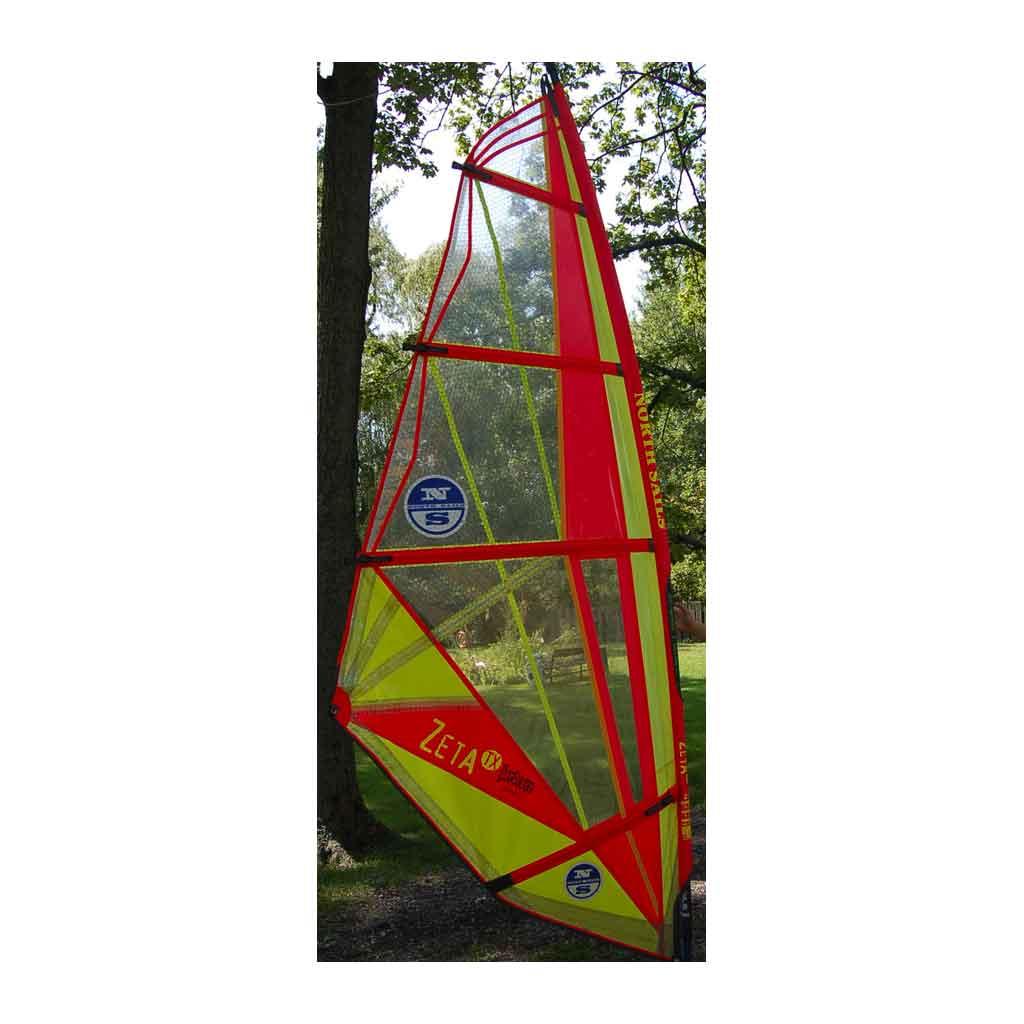 2.9 North Zeta Windsurfing Sail Used