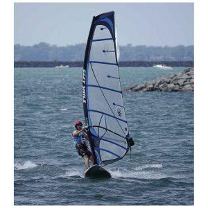 Alex H Windsurfing