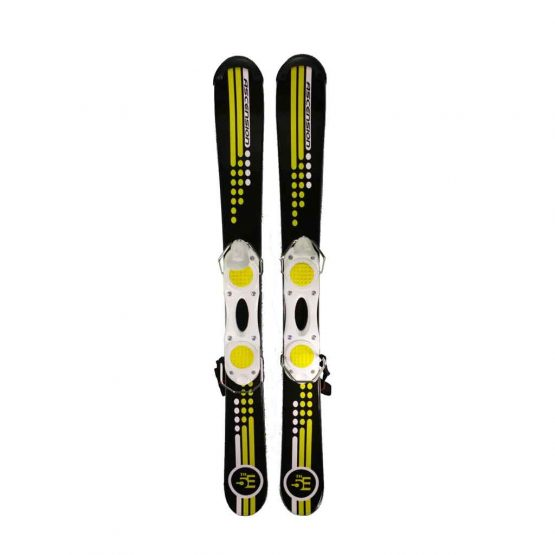 5th Element 99 cm Snowblades Non Release Black Yellow
