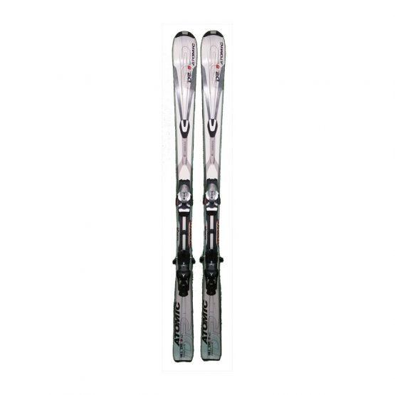 Atomic Dr 5 Skis and Bindings