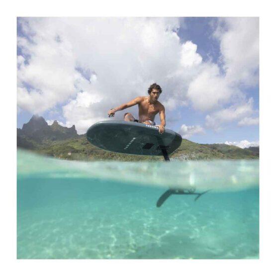 Takuma Carver EFoil Waves