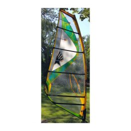 Ezzy Cheetah-5.5 Windsurfing Sail