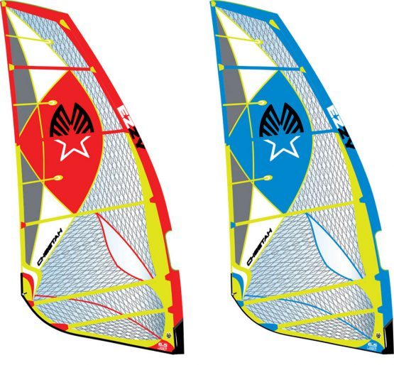 Ezzy Cheetah 18-19 Freeride Windsurfing Sail