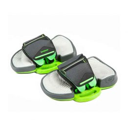 Slingshot Dually Kite Board Straps and Pads