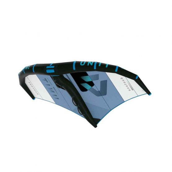 Duotone Unit Wave Downwind Freeride Blue Gray