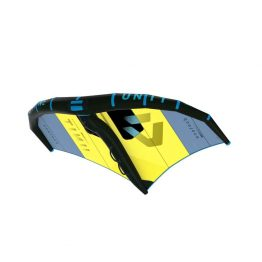 Duotone Unit Wave Downwind Freeride Yellow Blue