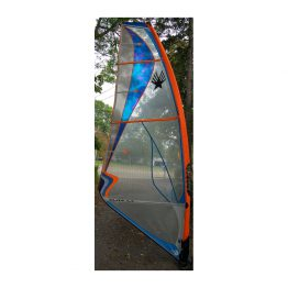 Ezzy Panther Elite 5.7 Windsurfing Sail