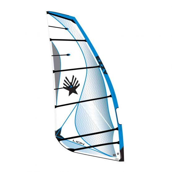 Ezzy Lion 2020 Blue Windsurfing Sail