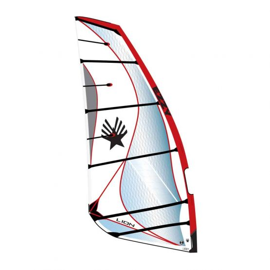 Ezzy Lion Red 2020 Windsurfing Sail