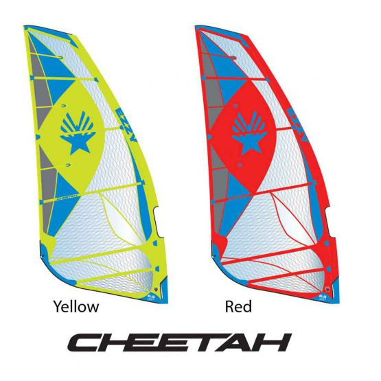 Ezzy Cheetah 2019 Freeride Windsurfing Sail