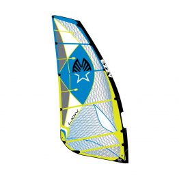 Ezzy Lion Windsurfing Sail with 2 cams