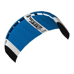 HQ training kite Fluxx-2.2-blue
