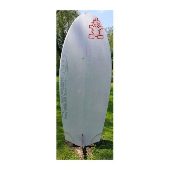 Starboard Formula windsurfing board bottom
