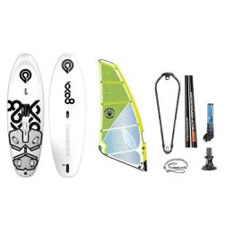 Goya Surf & Ezzy Legacy STD Windsurfing Package