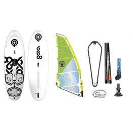 Goya Surf & Ezzy Legacy STD Windsurfing Package