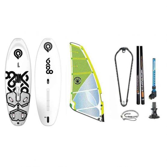 Goya Surf & Ezzy Legacy RDM Windsurfing Package