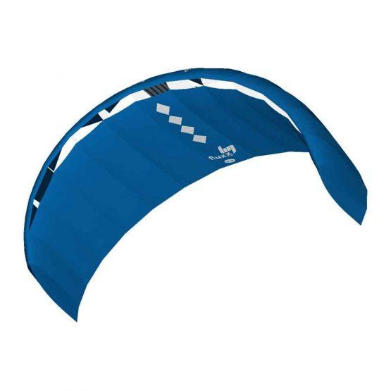 HQ4 Fluxx 2.2 Blue Training Kite and Bar