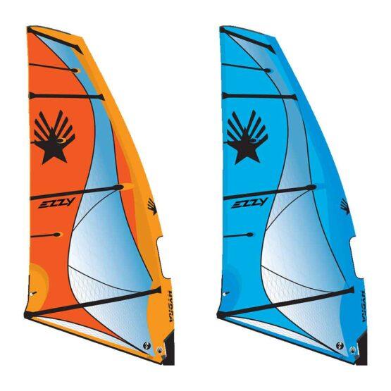 Ezzy Hydra Foil Windsurfing