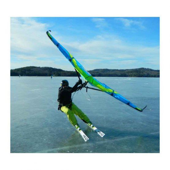 Kitewing on Ice