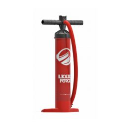 Liquid Force 3X Kite Pump Red