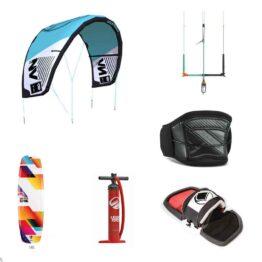 Liquid Force NV Version 9 Kite Surfing Edge Package