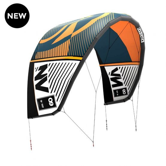 Liquid Force NV is EASY RESPONSIVE and STABLE Kiteboarding Kite!