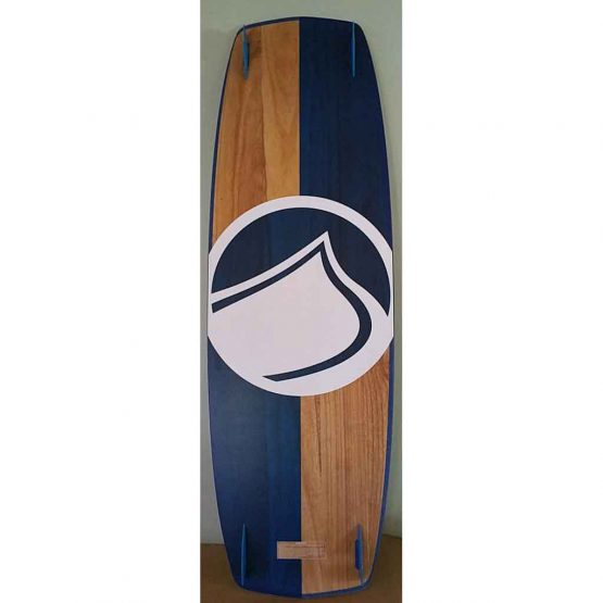 Over Drive 142-45 Twin Tip Kite Board by Liquid Force bottom