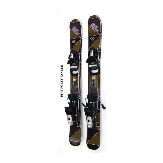 Fiveforty Panzer 99 Release Snowblades