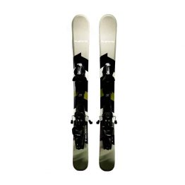 9-Phenom Snowblades and Tyrolia Release Bindings