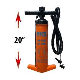 """PKS Pro Flow V3 MEGA Kite Pump 20"""""""