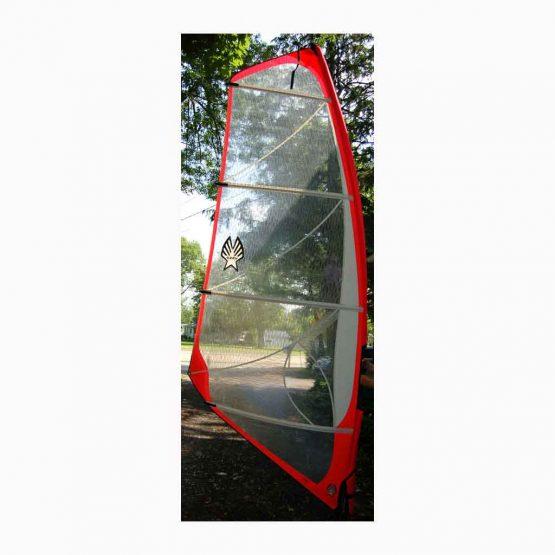 Superlite-5.5 Red Windsurfing Sail