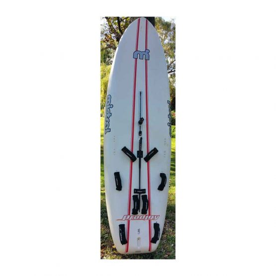 Mistral Prodigy Windsurfing Board with Carbon Dagger Board