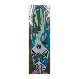Tabu Rocket 135 CED Windsurfing Board used