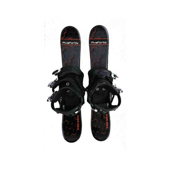 75 cm Phenom with Snowboard Binding Black 18-19