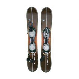 90 cm titan Snowblades Wood Non Release