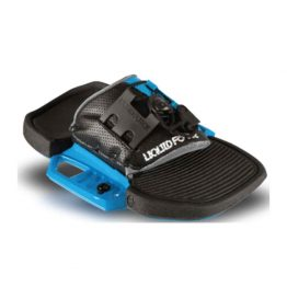 Kite Board Solo Straps and Pads by Liquid Force