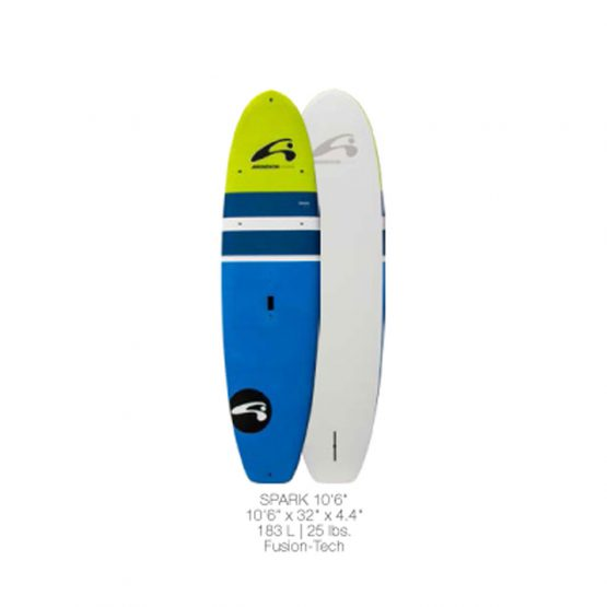 Amundson Spark SUP Epoxy Paddle Boards 10' 6""