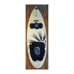 Liquid Force Surf Skate 5' 8 Kiteboard