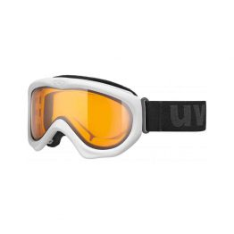 uvex-magic-II-white goggles for ski and anowboarding