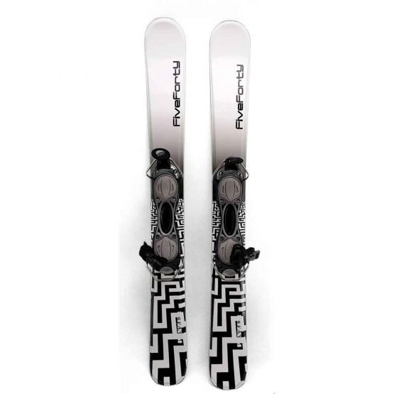Panzer White-99-non-release Snow Blades Ski Boards
