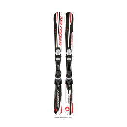 Wolfram snow skis by Sporten with Tyrolia Bindings